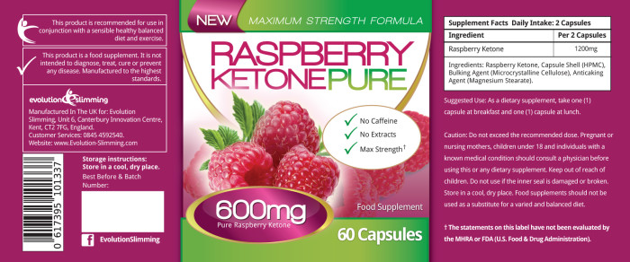 Where to Buy Raspberry Ketones in Kawaguchi Japan?